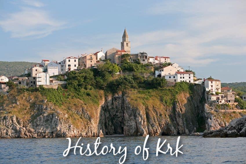 History of Krk