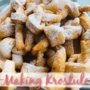 Making Krostule