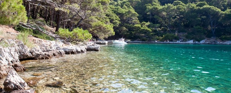 Sightseeing on Mljet