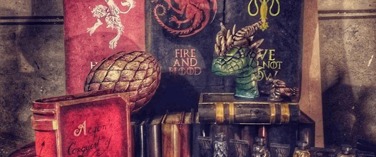 Puzzle Punks Game of Thrones Virtual Escape Room