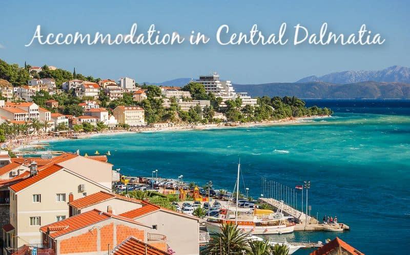 Accommodation in Central Dalmatia