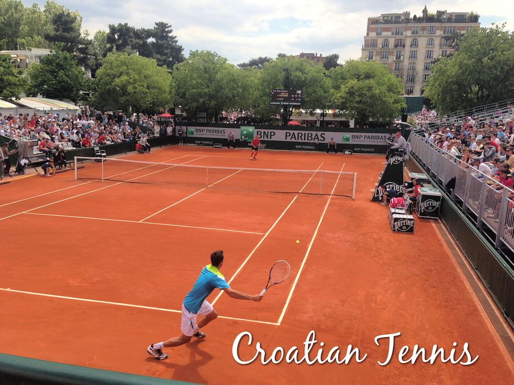 Croatian tennis