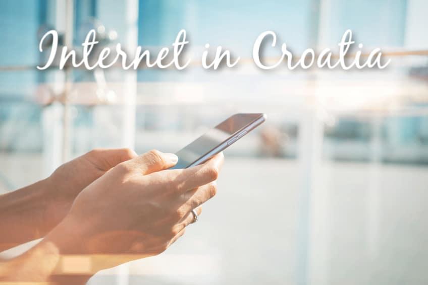 Internet in Croatia
