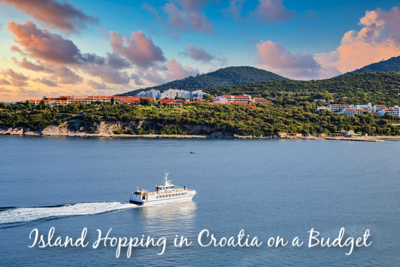 Island Hopping in Croatia on a Budget