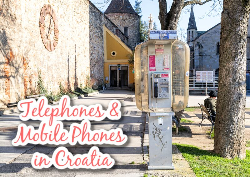 Mobile phones in Croatia