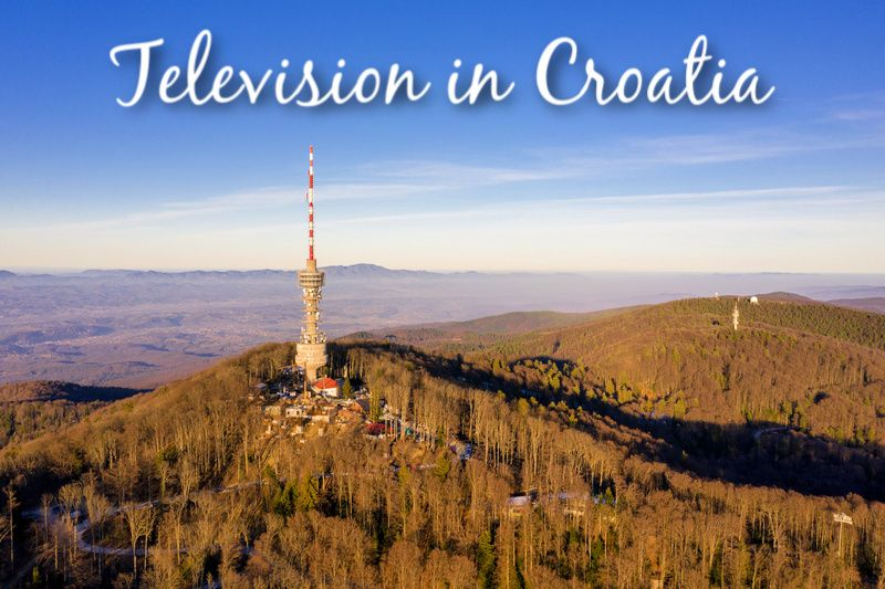 Television in Croatia