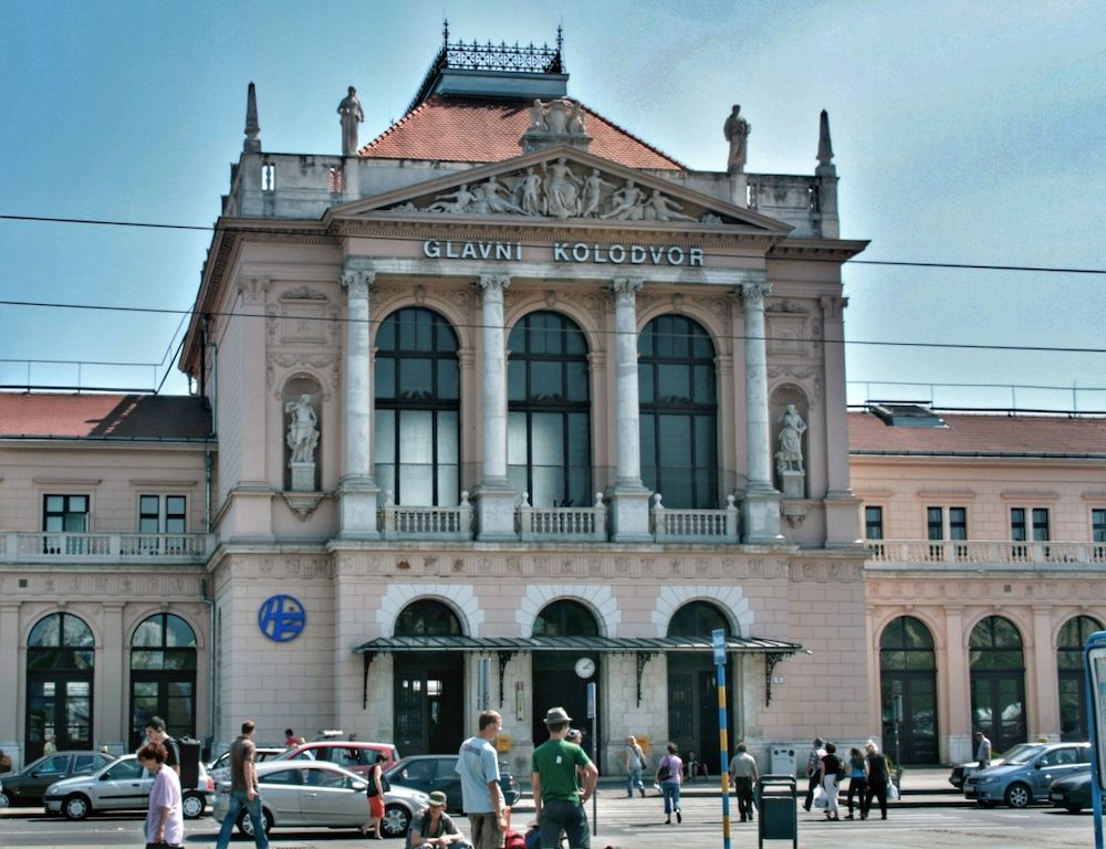 Trains In Croatia Prices Popular Routes Buying Tickets Visit Croatia