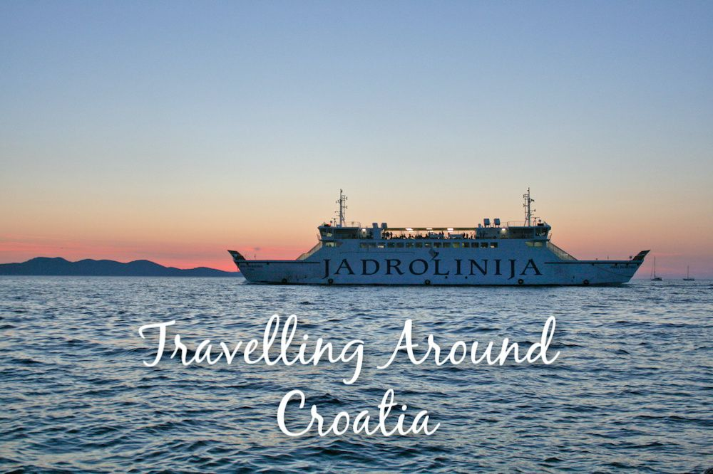Travelling Around Croatia
