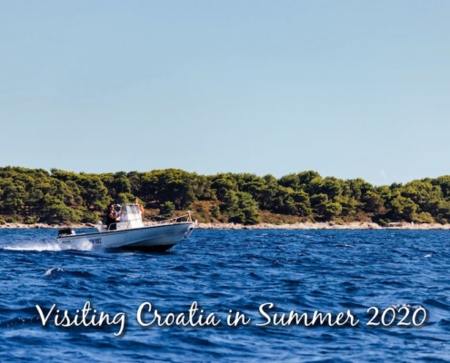 Visiting Croatia in Summer 2020