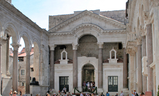 History of Split