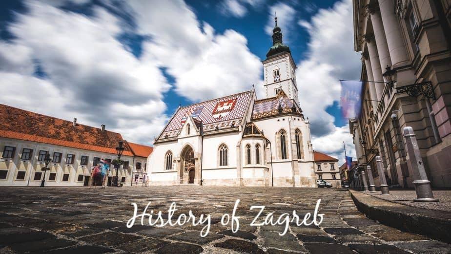History of Zagreb