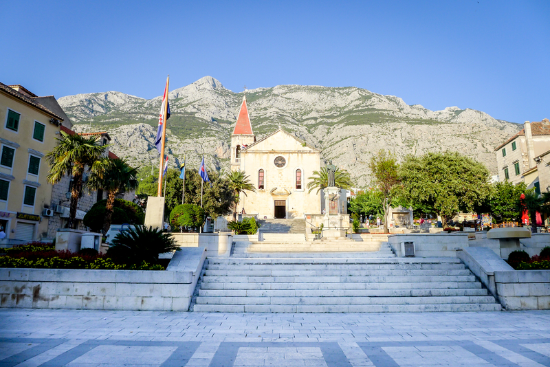 St Mark's Church Makarska
