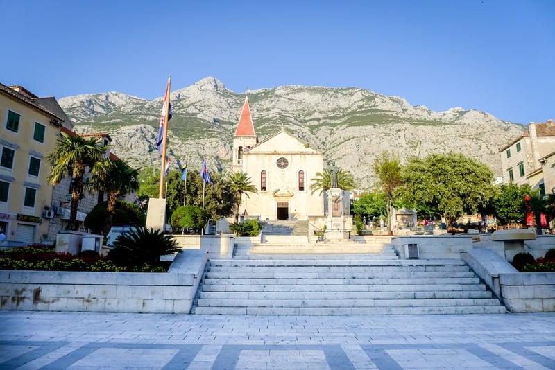 St Mark's Church Makarska