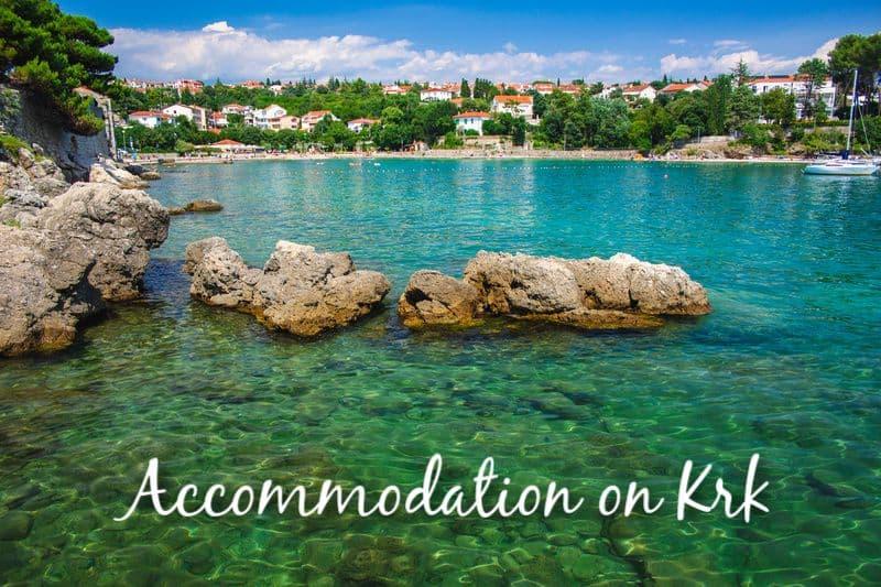 Accommodation on Krk