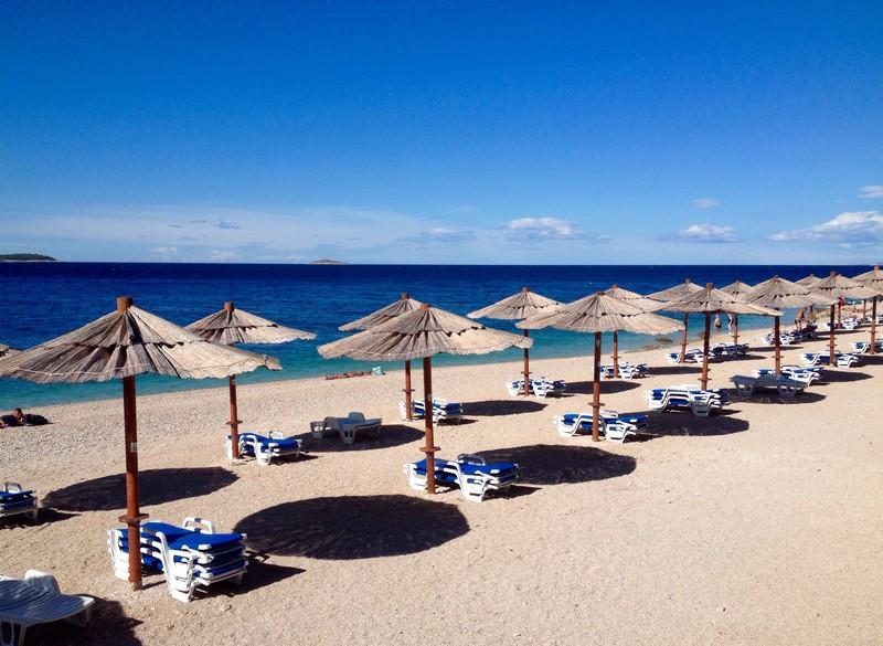 Raduca Beach, Primosten