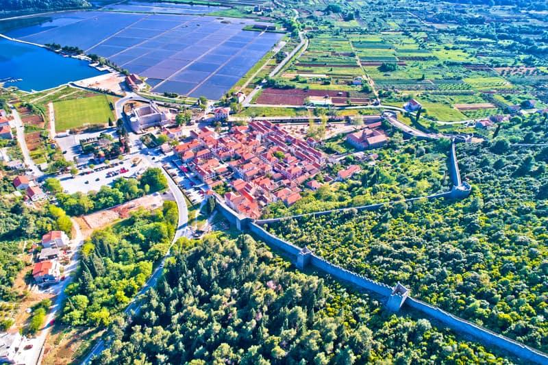 Southern Dalmatia - Ston