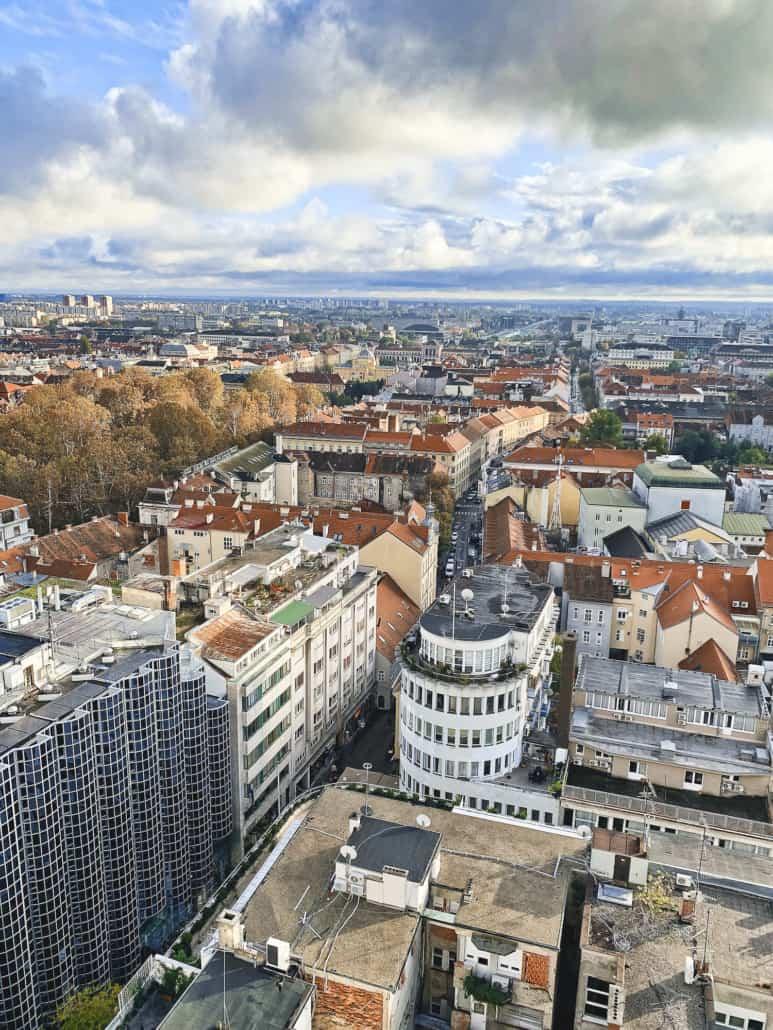 Zagreb Photos - Aerial Zagreb