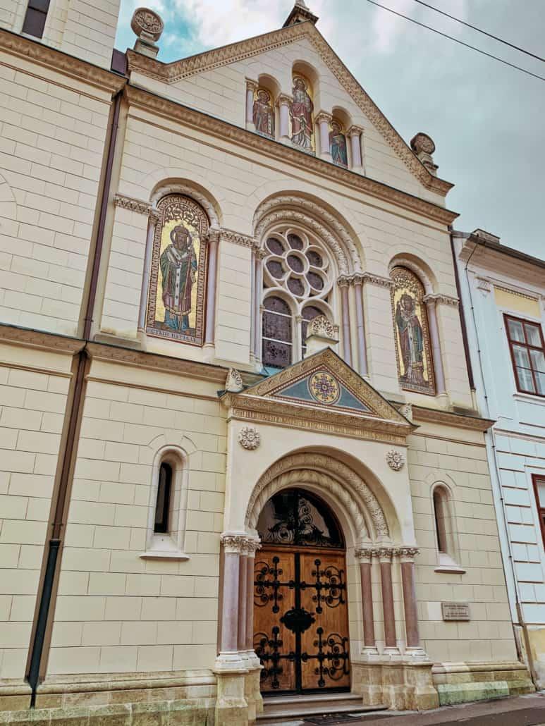 Zagreb Photos - Greek Catholic Co-Cathedral