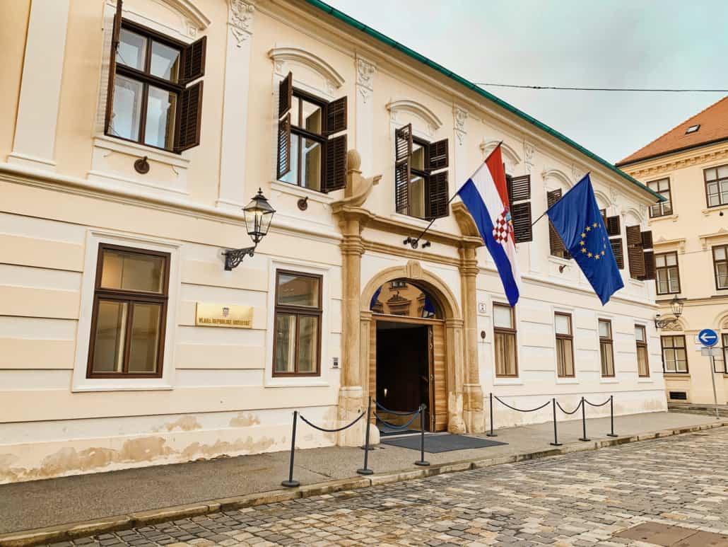 Zagreb Photos - Vlada (Croatian Government)