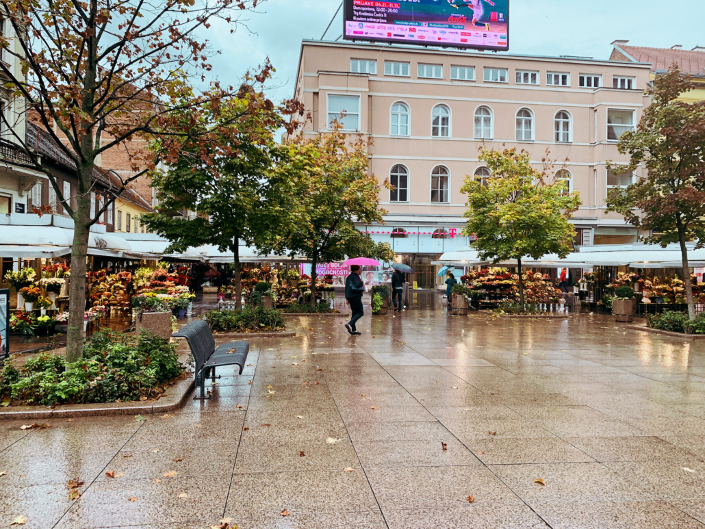 Zagreb Photos - Cvjetni trg / Flower Square