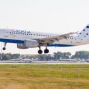 Croatia Airlines Airbus 319