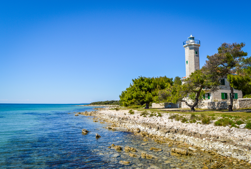 Unusual Places to Stay in Croatia - Lighthouse