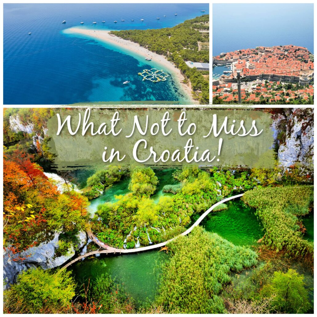 What Not to Miss in Croatia