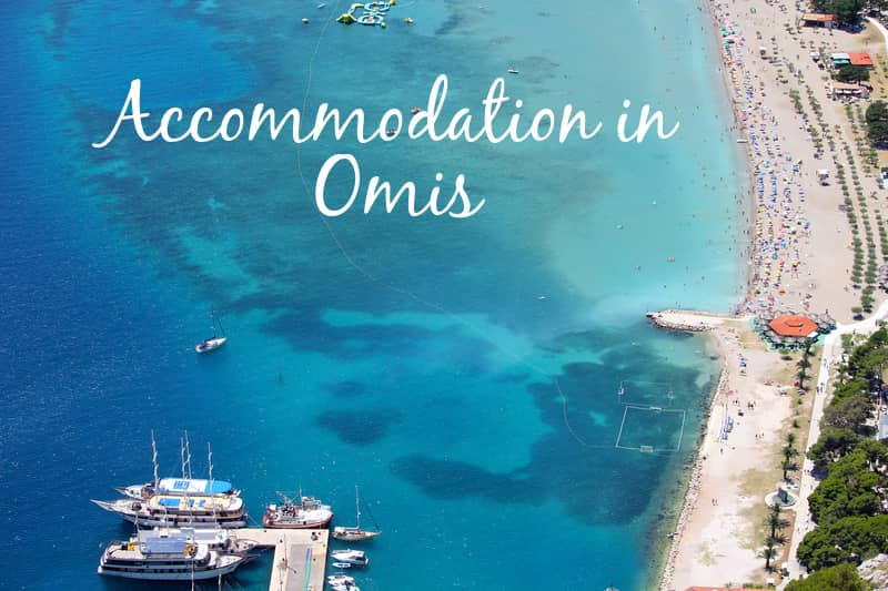 Accommodation in Omis