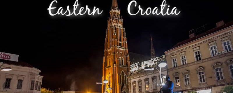 Events in Eastern Croatia