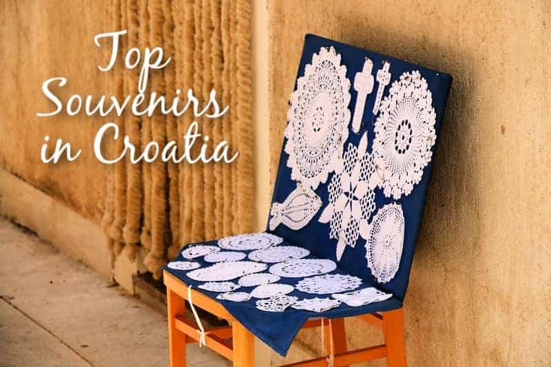 Top Souvenirs in Croatia