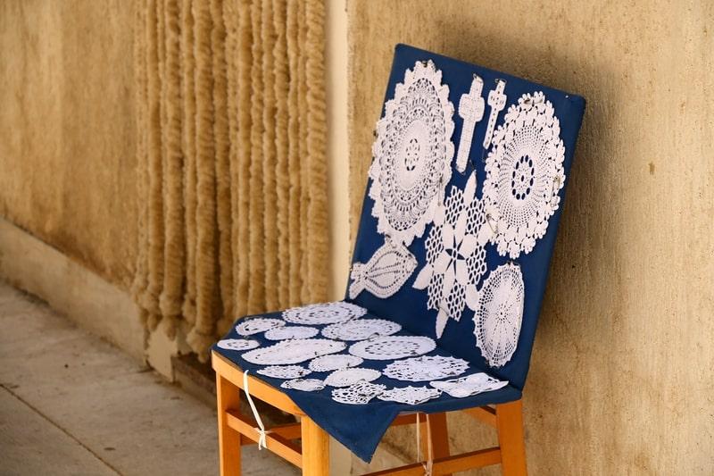 Souvenirs in Croatia - Pag lace