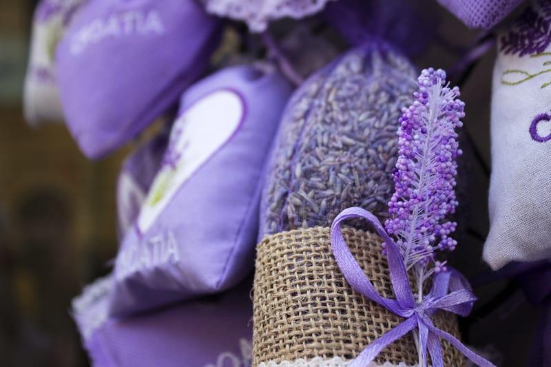Souvenirs in Croatia - Lavender