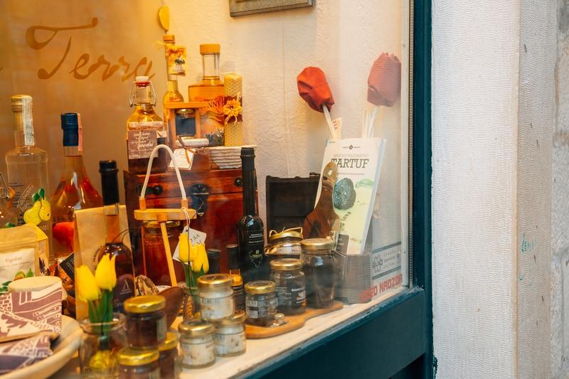 Oils and jams in Croatia