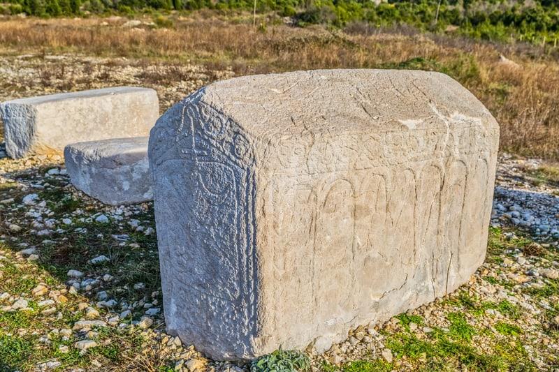 Stecci Tombstone