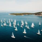 The Yacht Week Luxury Cabins