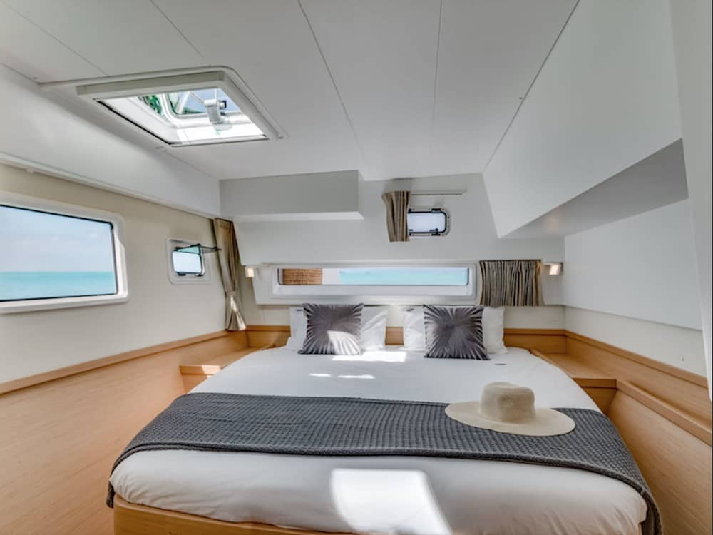 The Yacht Week Luxury Cabins