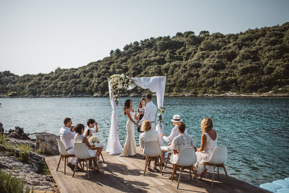 Dubrovnik wedding planner Yes I Du (Credit: Katja Simon)