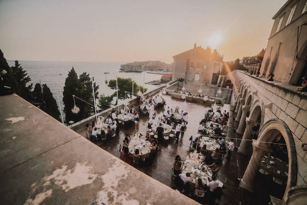 Dubrovnik wedding planner Yes I Du (Credit: Credit: Mihoci Studios)