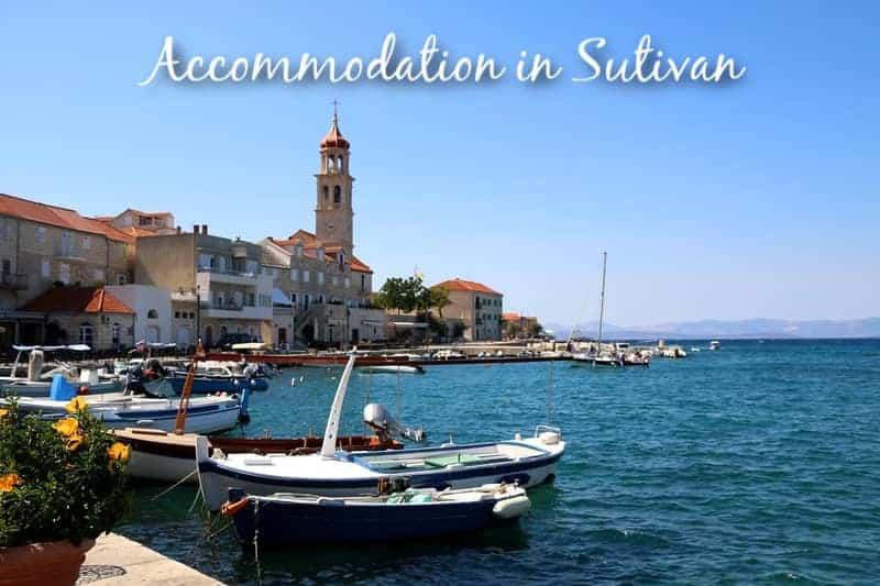 Accommodation in Sutivan