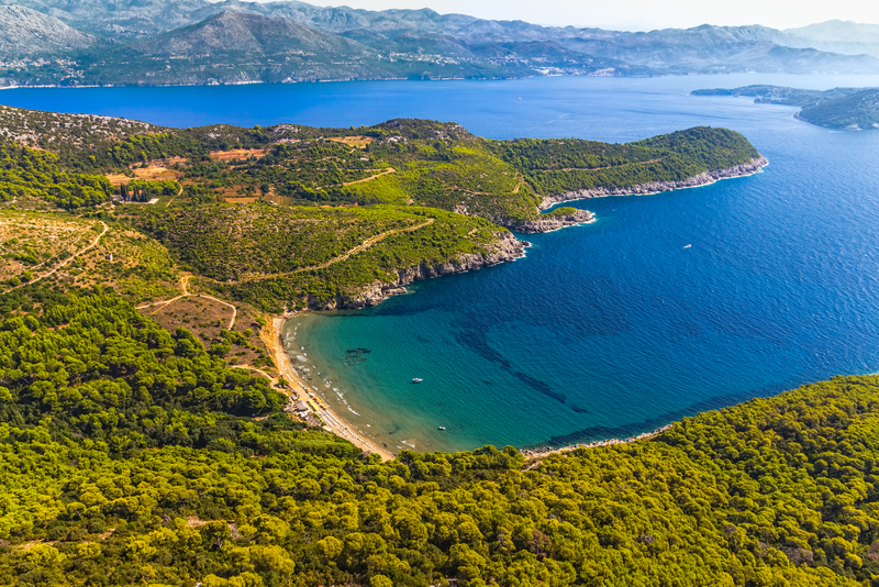Best islands in Croatia - Lopud