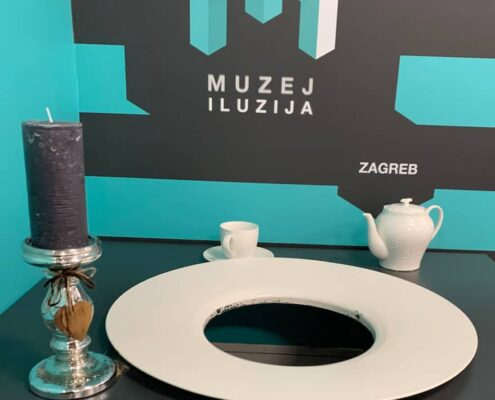 Museum of Illusions in Zagreb