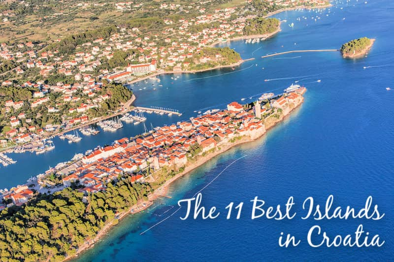 The 11 Best Islands in Croatia
