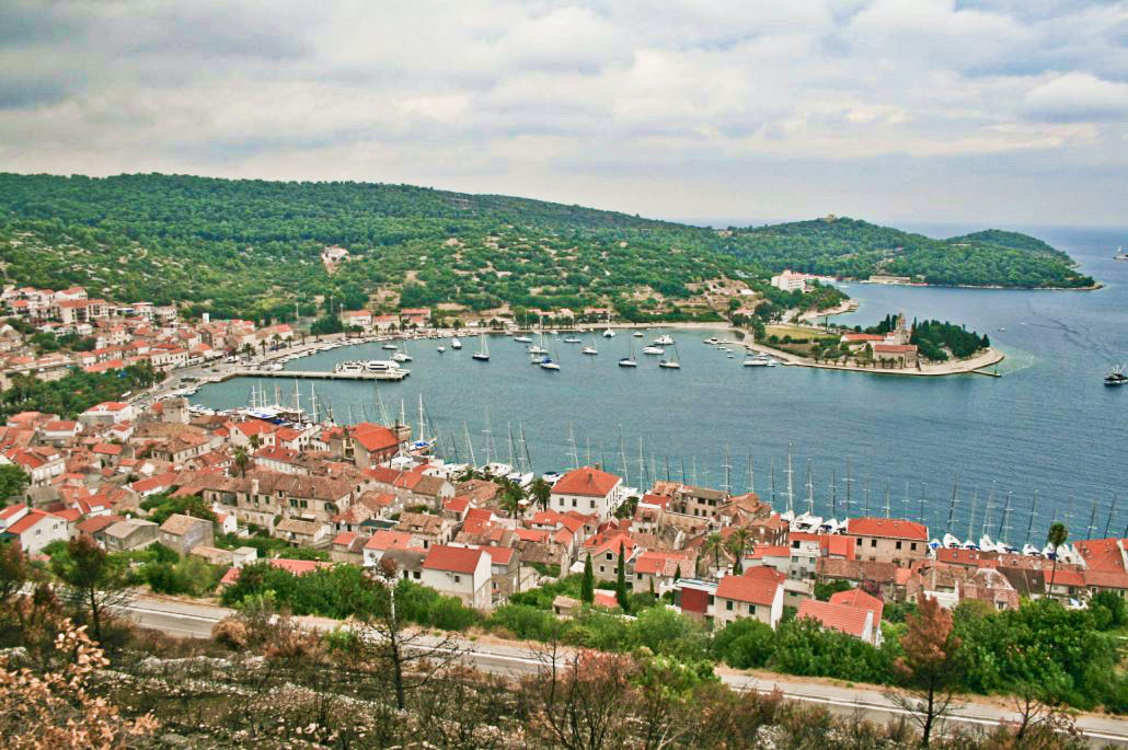 The best Croatian islands - Vis
