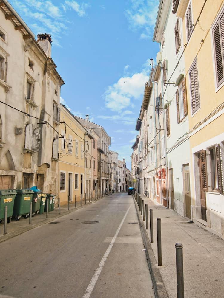 Vodnjan street