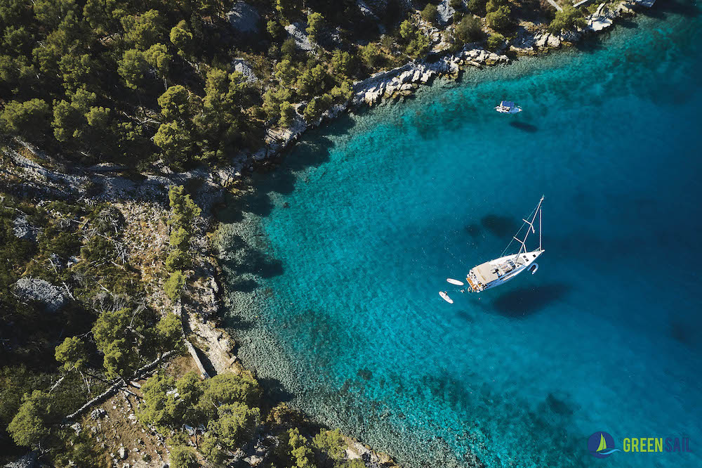 Marine Sustainability Online Course - Green Sail