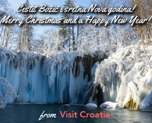 Merry Christmas from Visit Croatia