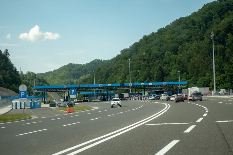 Croatia Post Brexit - Slovenia/Croatia Border