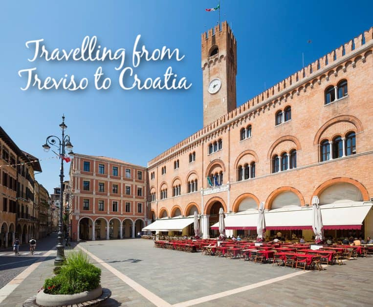 Travelling from Treviso to Croatia