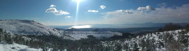 Skiing in Croatia - Platak