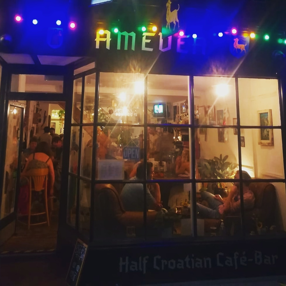 The Amedea Bar, Half-Croatian Bar in Whitstable